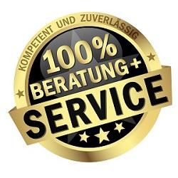 Beratung und Service kostenlos